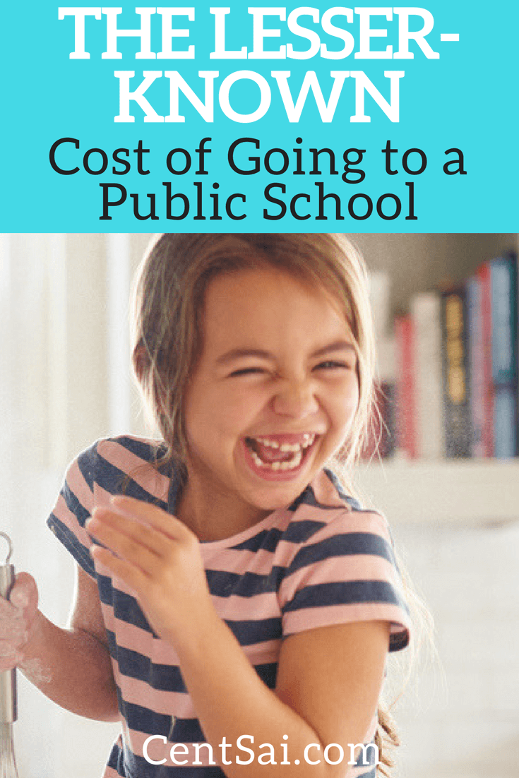 The Lesser-Known Cost of Going to a Public School
