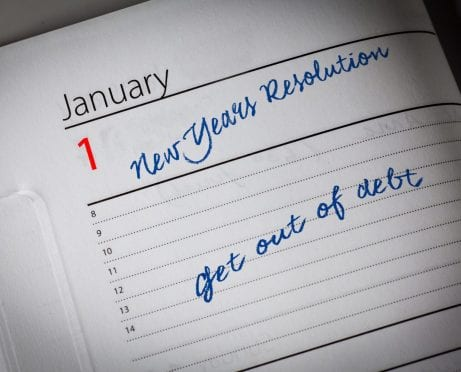 The Top New Year's Resolutions for 2018