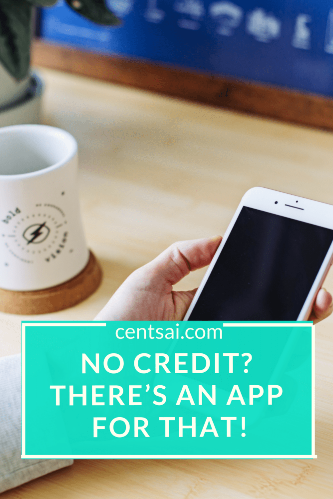 No Credit? There's an App for That! Did you know that having no credit score could prevent you from even renting an apartment?