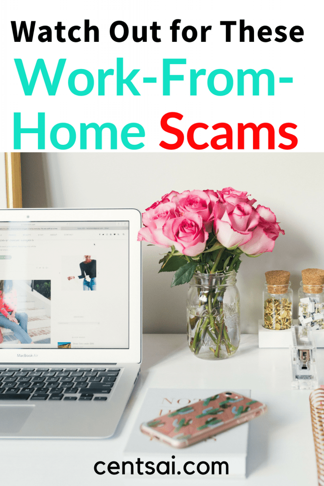Watch Out for These Work-From-Home Scams. Making money online is certainly trending these days. It is the future — and to some extent, the present — in an increasingly sharing-based economy. Here are some of the most common work-from-home scams to watch out for. #workfromhomejobs #workfromhomejobslegitimate