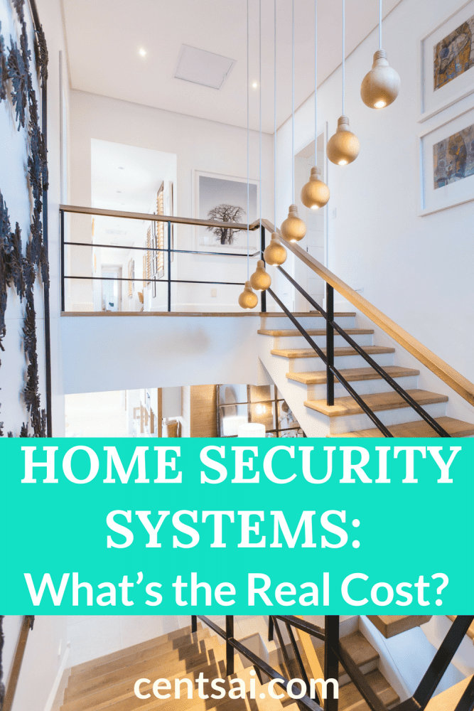 Home Security Systems: What's the Real Cost? Moving house is stressful, and making decisions on home security systems can be a nightmare. But fear not: we've broken it down for you. #movinghouse #realcost #homesecuritysystemsbest