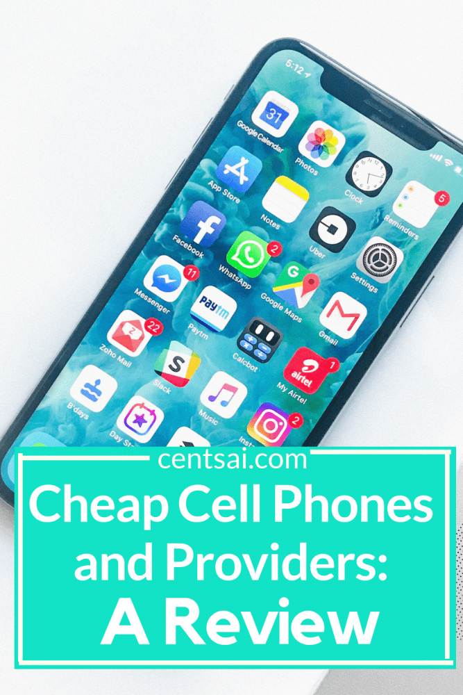 Cheap Cell Phones and Providers: A Review. Looking for a cell phone and plan that won't break the bank? Check out this review of cheap cell phones and providers to find the right fit. #InsufficientFunds #TechnologyBlogs #cellphone